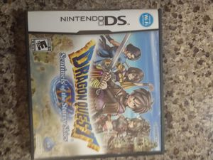 Nintendo DS Game Dragon Quest IX for Sale in Vancouver, WA