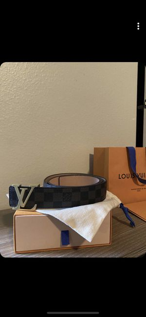 Louis Vuitton Belt for Sale in Greenwood Village, CO