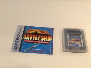 Nintendo GameBoy Battleship Game for Sale in Woodinville, WA