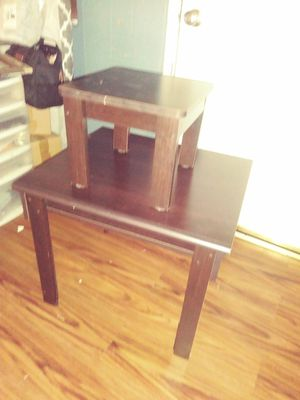 Kids brown table for Sale in Orange, CA