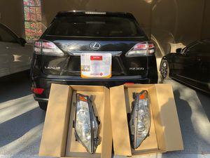 Used, OEM Lexus RX350 headlight *Mint* for Sale for sale  Marietta, GA