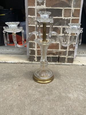 3 Arm Candelabra for Sale in Grand Prairie, TX