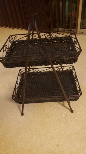 Double shelf rack for Sale in Cape Coral, FL