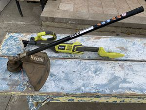 RYOBI 40V WEEDER LIGHT WEIGHT POWERFUL TOOL ONLY for Sale in Moreno Valley, CA