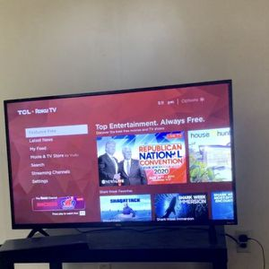 50 inch Roku TCL Smart TV. for Sale in Milwaukie, OR