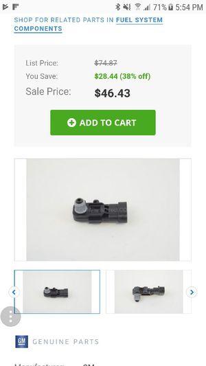 Original GMC auto part Pressure sensor brand new for Sale in undefined