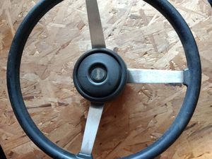 Jeep steering wheel nice and clean for Sale in Riverside, CA
