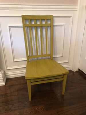 Nice Wooden Chair for Sale in Irving, TX