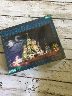 NEW Buffalo Games 2000 Pc Puzzle for Sale in Chesapeake, VA
