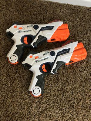 Nerf laser OPS pro guns for Sale in Murrieta, CA