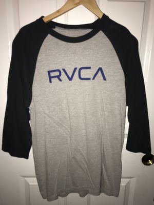 RVCA, Baseball Tee for Sale in Winfield, IL