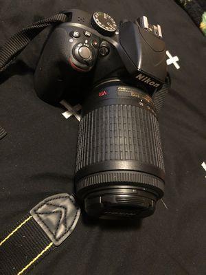 Nikon d3300 for Sale in Sacramento, CA