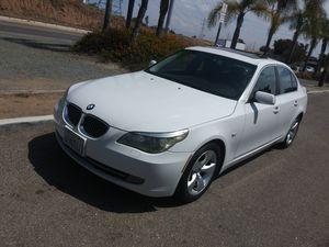 2008 BMW 528i Clean title for Sale in Chula Vista, CA