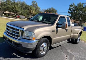 2003 Ford F-350 Ext Cab • Automatic • DIESEL TURBO • 6.L V8 OHV 32V • Clean Title Leather Seats•All Work Perfect **** HABLAMOS ESPAÑOL **** for Sale in Orlando, FL
