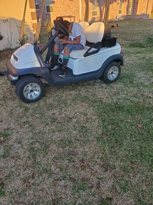 Gold cart for Sale in Orange, TX