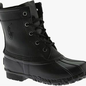 Boys Polo Ralph Lauren Big Boys Ewan Duck Boots for Sale in Ellenwood, GA