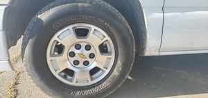 Chevy rims for Sale in Caruthers, CA
