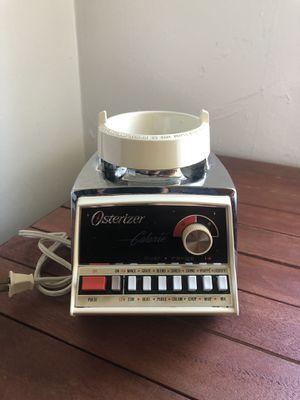 WORKING Vintage Osterizer blender base for Sale in San Francisco, CA