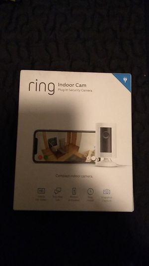 Ring in door camera for Sale in NEW PRT RCHY, FL