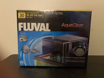 Fluval AquaClear Power Filter for Sale in San Jose,  CA