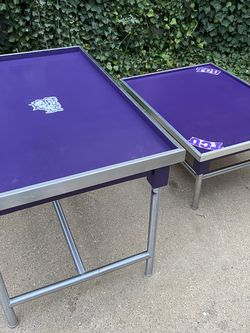 """2 TCU/NEiMAN MARCUS DISPLAY TABLES"""" for Sale in Fort Worth,  TX"""