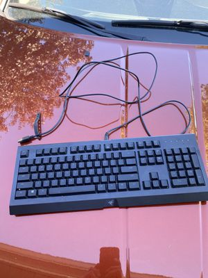 RAZER Keyboard for Sale in Brunswick, OH