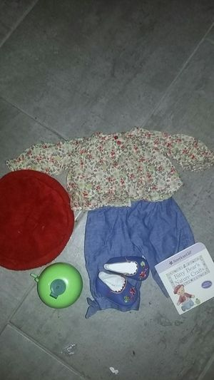 American Girl Doll Vintage Bitty Baby Outfit. for Sale in Costa Mesa, CA