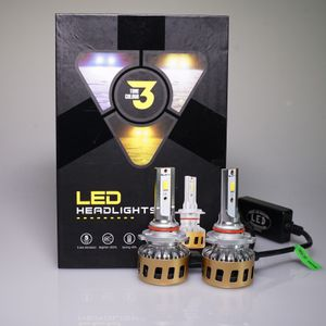 T3 Tri-Color LED Fog Light Kit – LED Headlight Conversion Kit for Sale in Buena Park, CA