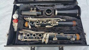 Vito Reso-tone 3 Clarinet with original case for Sale in Detroit, MI