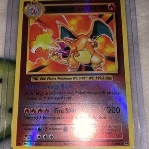 Charizard reverse holo Pokemon card for Sale in Mukilteo, WA