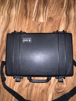 Pelican laptop case for Sale in Federal Way, WA