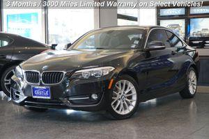 2016 BMW 2 Series for Sale in Lynnwood, WA