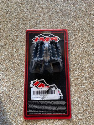 IMS Pro Series Footpegs - Brand New Never Opened for Sale in San Diego, CA