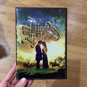 DVD: The Princess Bride for Sale in Fairfax, VA