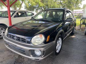 🔥2002 Subaru IMPREZA 🔥 for Sale in Kirby, TX