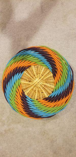 Lot of Wall Baskets w/ @ Vintage Wall Art $30.00 FIRM for Sale in Woodbridge, VA