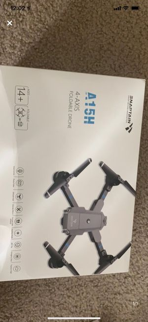 SNAPTAIN A15 Foldable FPV WiFi DRONE for Sale in Boston, MA