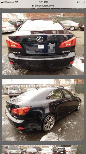 2008 Lexus IS 250 for Sale in Jersey City, NJ