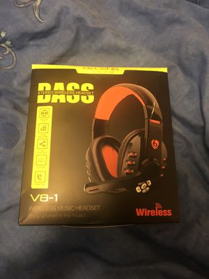 Brand new wireless gaming headset for Sale in Norcross, GA