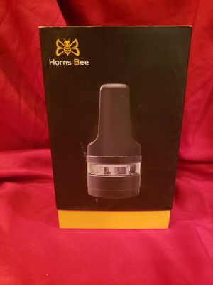 "Horns Bee - Electronic ""Herb"" Grinder **Brand New** for Sale in Irvine, CA"