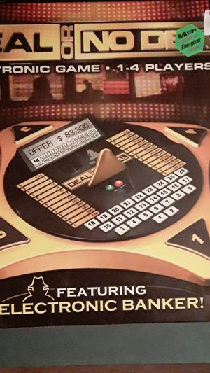 Deal or no deal electronic game for Sale in Las Vegas, NV