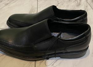 """Black Kenneth Cole Reaction Men""""s Punctual Leather Bike Toe Loafers for Sale in Silver Spring, MD"""