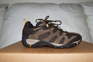 Merrell Men's Alverstone Hiking Boots Size 9 for Sale in St. Petersburg, FL