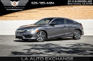 2016 Honda Civic Coupe for Sale in West Covina, CA