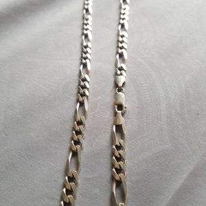 Silver Figaro Chain for Sale in Arlington Heights, IL