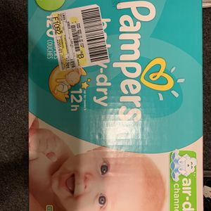 Pampers baby Dry Size 1 for Sale in San Diego, CA