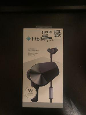 FitBit Flyer Wireless Headphones for Sale in Murfreesboro, TN