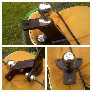 "Tractor hitch with 2"" ball for Sale in Upper Marlboro, MD"