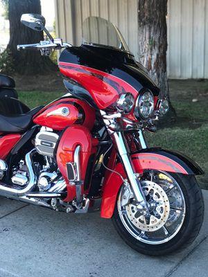 2016 Harley-Davidson CVO Limited for Sale in Modesto, CA