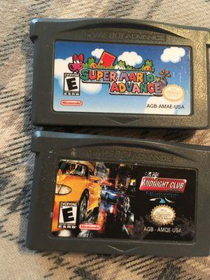 Game bundle $15 for Sale in Tulsa, OK